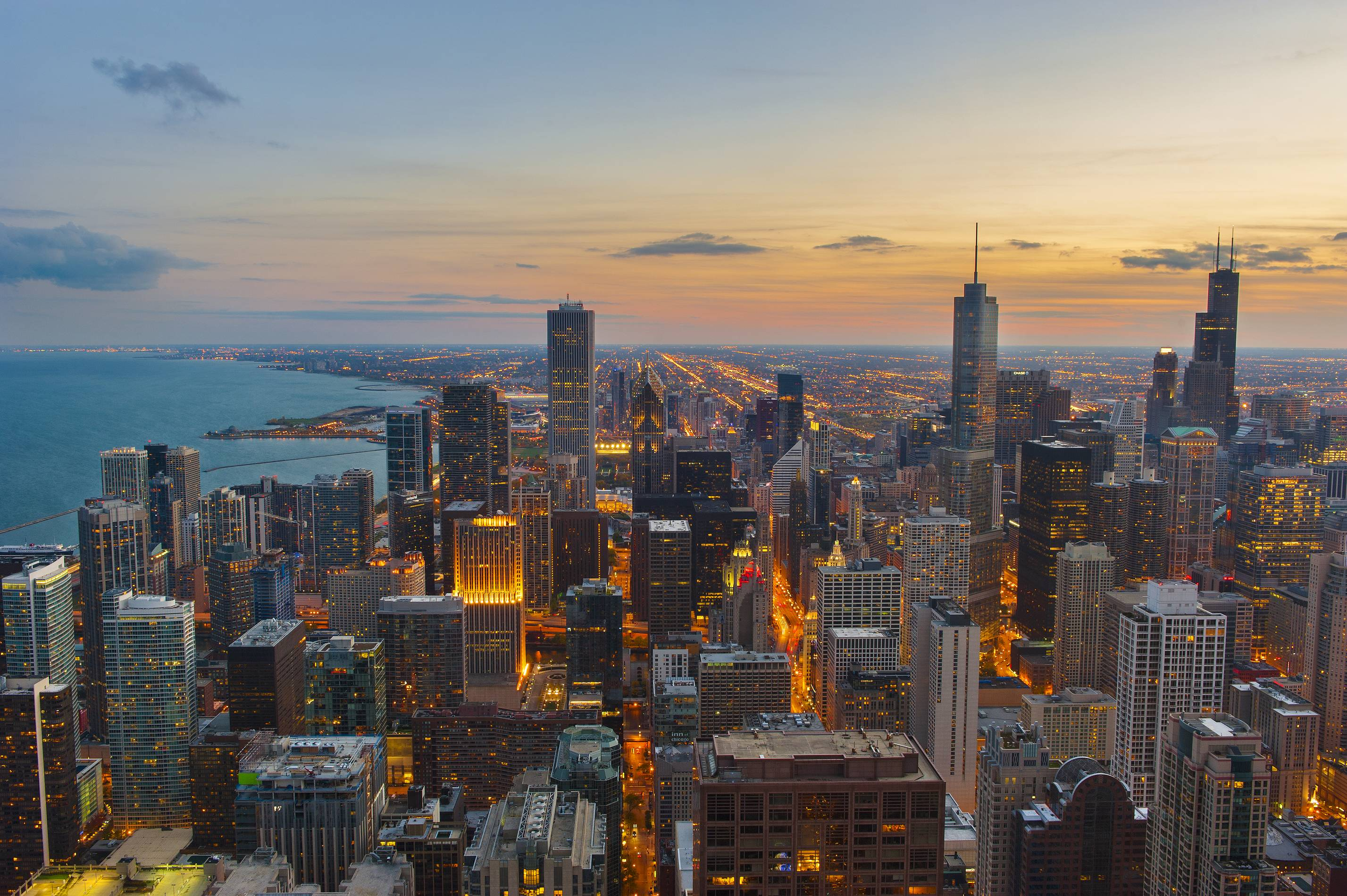 Best Places to Watch the Sunset in Chicago